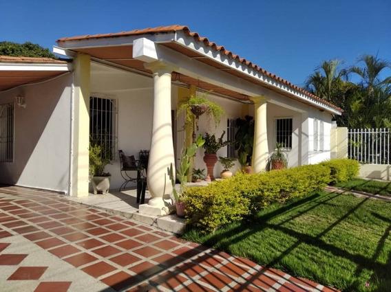 Casa En Venta Caña De Azucar/ Jony Garcia 04125611586