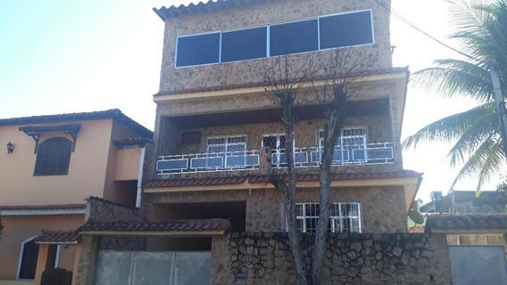 Casa Em Tribobó, São Gonçalo/rj De 380m² 4 Quartos À Venda Por R$ 399.000,00 - Ca214300