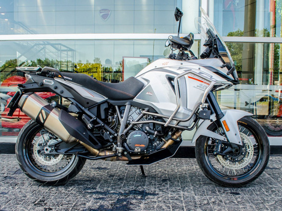 Ktm 1290 Super Adventure R 2016 Completaa-km 50.5