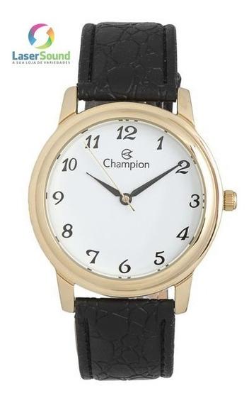 Relógio Champion Social Feminino Ch22153m, C/ Garantia E Nf
