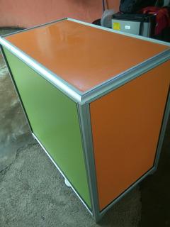 Mueble Urna Mostrador