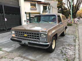Chevrolet Silverado 250 4,1 L 6 Cil. , Impec., Tit, Esc.ofe.