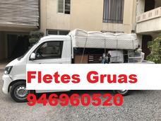 Fletes Y Mini Mudanzas Baratos Económicos Express Santiago