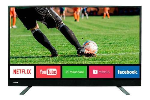 Netflix Tv 55  4k Toshiba U4700