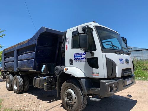 Ford Cargo 3131 6x4 - 17.000 Km - Año 2019 - Igual A Nuevo!!