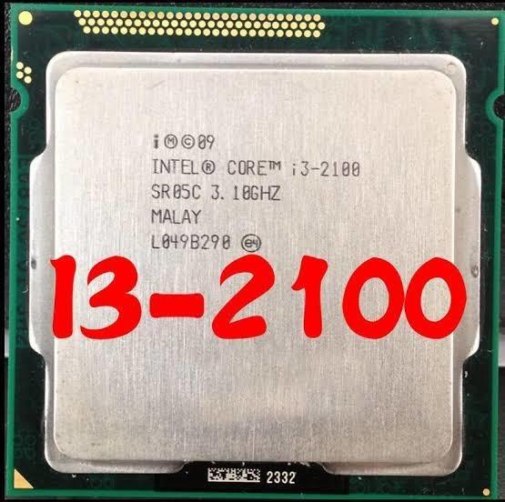 Processador Core I3 2100 Lga 1155