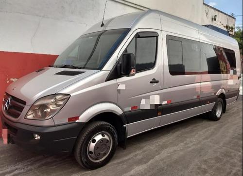 Mercedes-benz Sprinter Van 515 Luxo