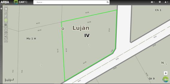 Terreno En Venta Luján Valle Verde