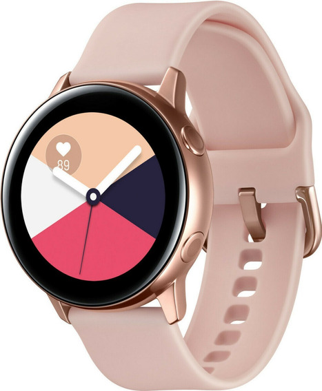 Reloj Galaxy Watch Active Rose Gold Nuevo Original Sellado