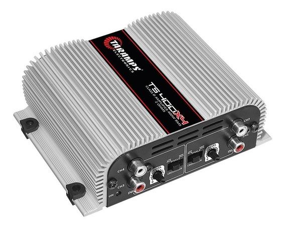 Modulo Potencia Taramps Ts400 Digital 400 W Rms Ts 400x4