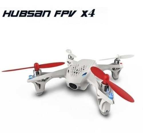 Drone Quadricoptero Hubsan X4 H107d C/ Câmera Filmagem Fpv