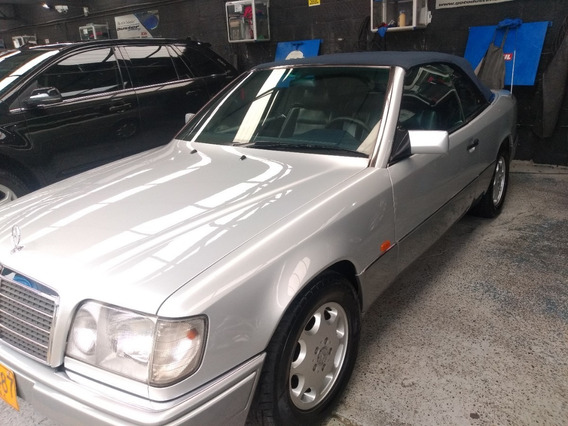 Mercedes-benz Clase E Coupe E200 Descapotable 1995