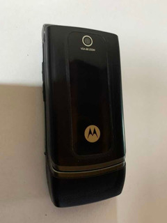 Celular Motorola W375 Black Impecable
