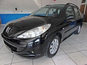 Peugeot 207 Sw 1.4 Xr Flex 2010 Completo