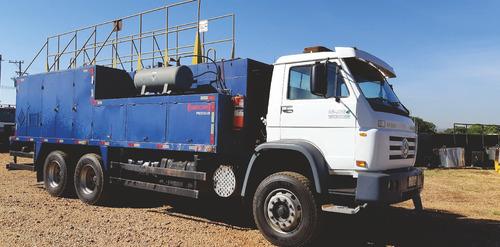 Imagem 1 de 6 de Caminhão Comboio Vw 26260-10/10 - Impl. Gascom - 2846