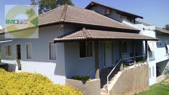 Chácara Residencial À Venda, Country Club, Valinhos. - Ch0112