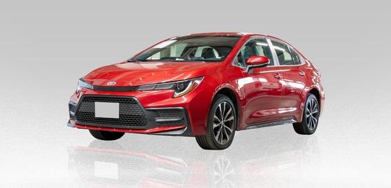 Toyota Corolla Se 1.8l 2020 Rojo 4 Puertas