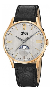 Reloj Lotus Fase Lunar Retro 18428/1 Hombre