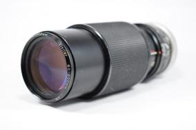 Lente Vivitar 80mm - 200mm