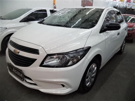 Chevrolet Onix Joy 1.0 Flex 2019 Completo + Airbags + Abs!