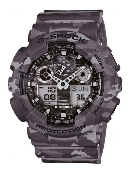 Relógio Casio Ga-100cm-8adr