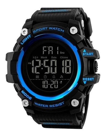 Reloj Digital Para Caballero Redlemon. Aprueba De Agua