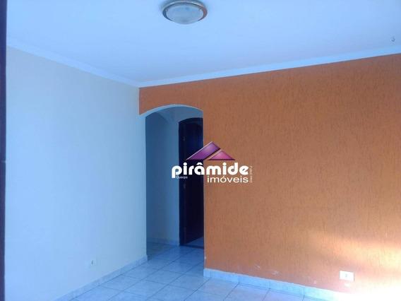 Apartamento Com 2 Dormitórios Para Alugar, 45 M² Por R$ 580,00/ano - Vila Industrial - São José Dos Campos/sp - Ap0144