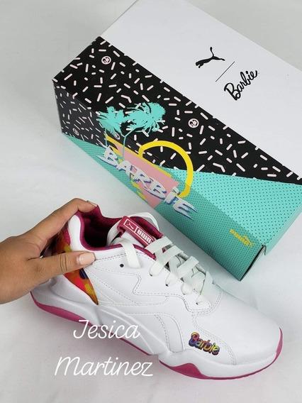 Tennis Puma X Barbie Modelo Nova Nuevos 24.5