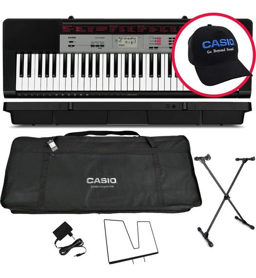 Kit Teclado Arranjador Musical Ctk-1500 Casio Completo