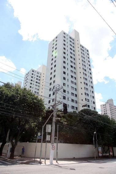 Apartamento Próximo Metro Bras Quitado Reformado