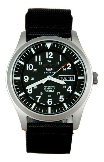 Relógio Seiko Masculino Snzg15b1 Diâmetro Da Caixa42mm (44mm