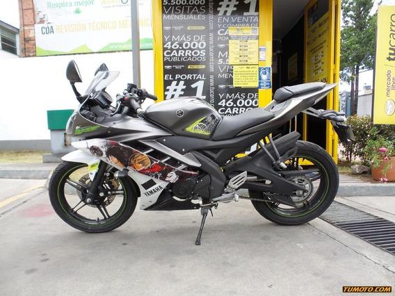 Motos Yamaha Yzf R15