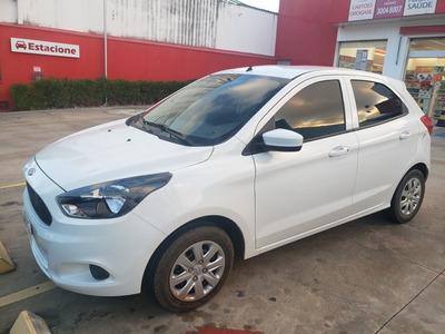Ford Ka 1.0 Sel Flex 5p 2018