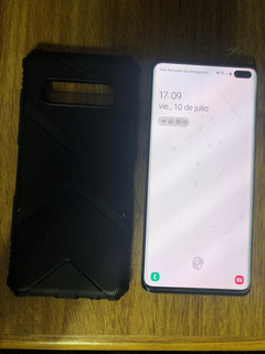 Celular Samsung S10 Plus 128 Gb Impecable