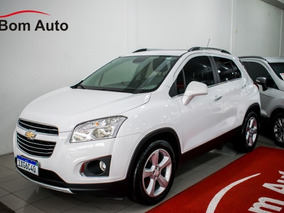 Chevrolet Tracker 1.4 Ltz Turbo Automático 2016