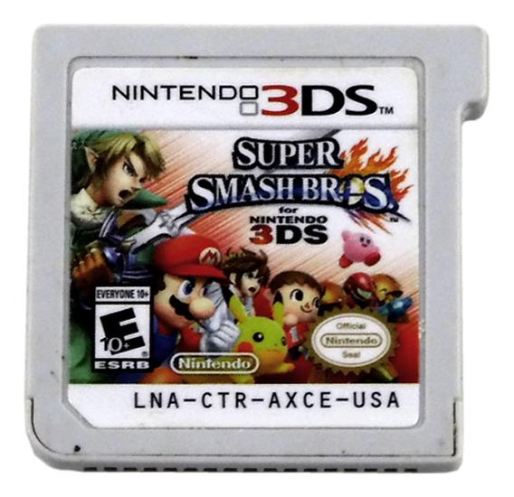 Super Smash Bros Original Nintendo 3ds