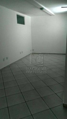 Sala Para Alugar, 35 M² Por R$ 850,00/mês - Vila Alto De Santo André - Santo André/sp - Sa0340