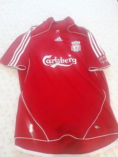 Uniforme adidas Liverpool 2005