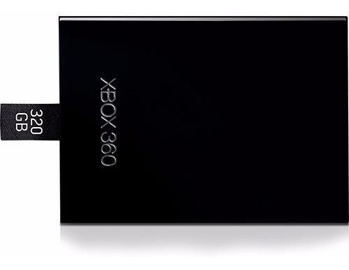 Hd Xbox 360 320gb Memoria Externa