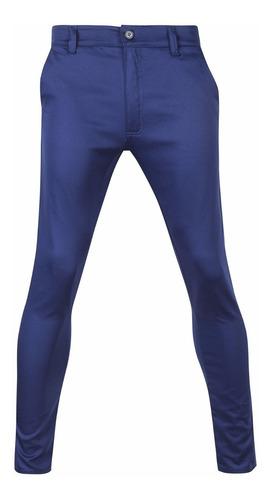Pantalón Mike M. Gabardina Elastizada Chupin Quality Import