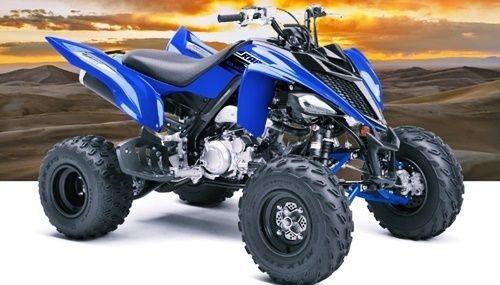 Imagen 1 de 9 de Cuatriciclo Yamaha Raptor 700  2021 Suspensión Regulable