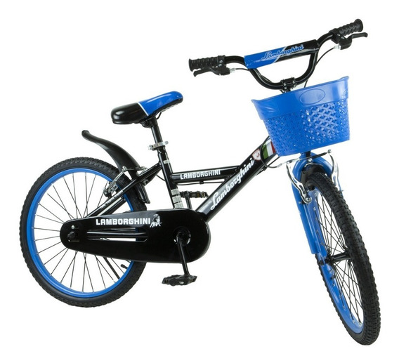 Bicicleta Aluminio Infantil Rod 20 Lamborghini Babymovil