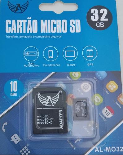 Cartão Micro Sd 32 Gb Altomex