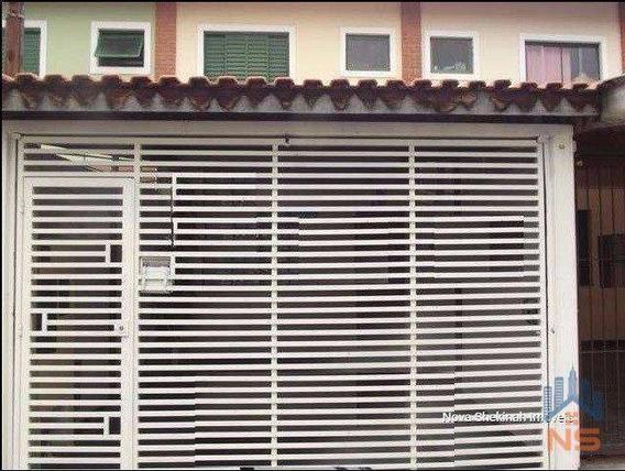 Casa Residencial À Venda, Vila Do Castelo, São Paulo - Ca2913. - Ca2913