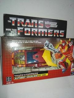 Transformers Hot Rodimus G1
