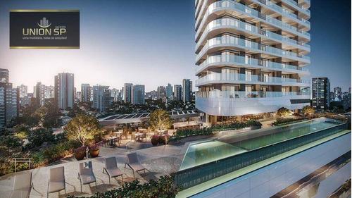 Apartamento Com 1 Dormitório À Venda, 46 M² Por R$ 910.986,00 - Pinheiros - São Paulo/sp - Ap46646