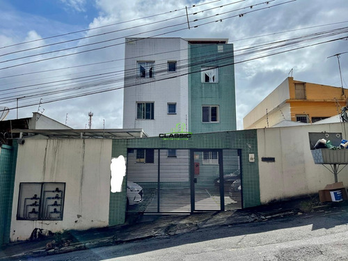 Apartamento Com 3 Quartos Para Comprar No Piratininga (venda Nova) Em Belo Horizonte/mg - 3681