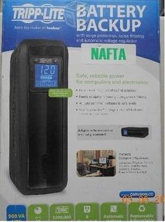 No Break Tripp Lite Omni900lcd Omnismart Digital Ups, 475w,
