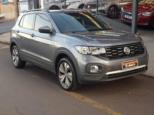 Imagem 1 de 15 de Volkswagen T-cross 1.0 200 Tsi Total Flex Comfortline
