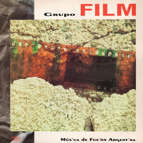 Grupo Film - Música De Fusión Argentina - Lp Vinilo